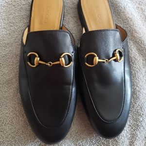 Princetown leather slipper  $ 695  Style ‎423513 C